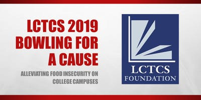 LCTCS 2019 Bowling For A Cause - Call for Teams