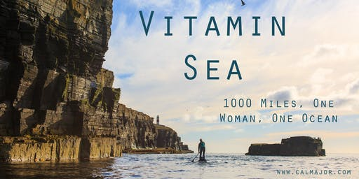 Vitamin Sea film night and Q & A with Cal Major - Manchester - 22nd August
