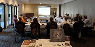 BNI New Chapter Launch Information Session