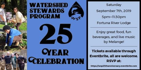 Watershed Stewards Program 25 Year Anniversary & Reunion tickets