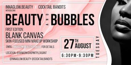 Beauty & Bubbles tickets