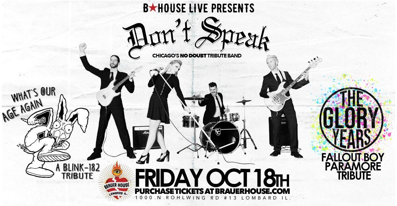 Brauerhouse Live – Lombard Restaurant, Live Music & Bar
