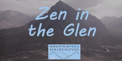 September Zen in the Glen