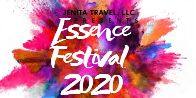 ESSENCE 2020 MUSIC FESTIVAL Hotel & 3-Day Concert Ticket Package