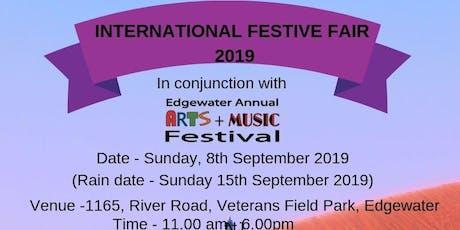 International Festive Fair 2019 tickets