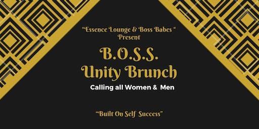 B.O.S.S Unity Brunch