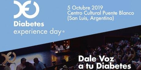 Diabetes Experience Day Argentina entradas