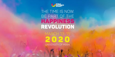 World Happiness Summit® 2020 | WOHASU® tickets