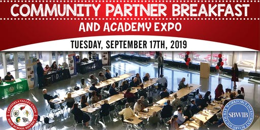2019 Community Partner Breakfast and Academy Expo
