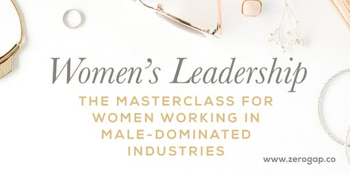 Women in Leadership:Strategies for Difficult Negotiations