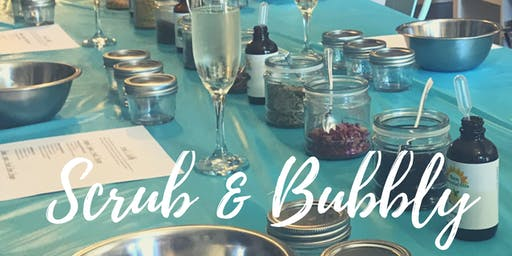 Scrub & Bubbly