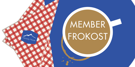 Member Frokost! Bake 'n' Take tickets