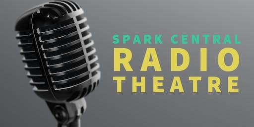 Spark Central Radio Theatre: Treasure Island