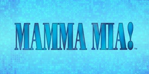 Mamma Mia!   October 3, 2019