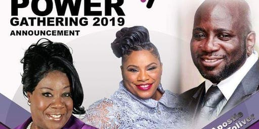 WEAPONS OF POWER GATHERING 2019