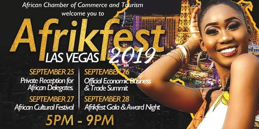 Afrikfest Gala & Award Night (A night of African Excellence)