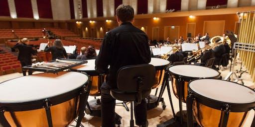 PLU University Wind Ensemble
