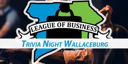 League of Business: Pop Culture Trivia Night Wallaceburg