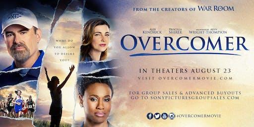 Overcomer Free Movie Screening