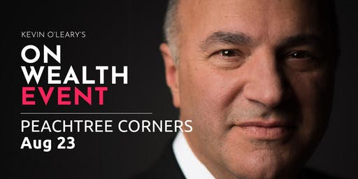 (Free) Shark Tank's Kevin O'Leary Event in Peachtree City
