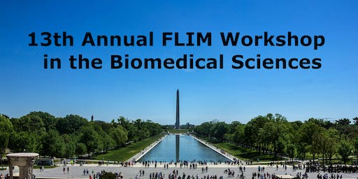 13th Annual FLIM Workshop in the Biomedical Sciences