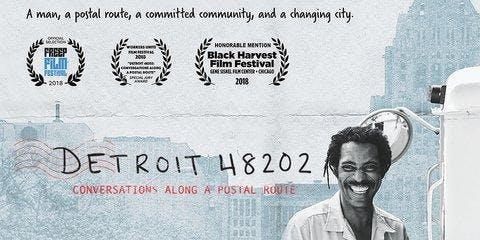 Detroit 48202: Conversations Along a Postal Route