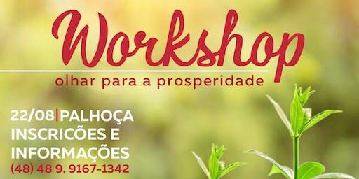 Workshop de Constelação Familiar - Prosperidade