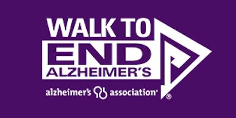 Walk to End Alzheimer's - Siouxland tickets
