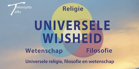 Universele religie, filosofie en wetenschap - Theosophy Talks tickets