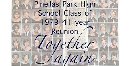 Pinellas Park High School Class of 197941st. Year Reunion tickets