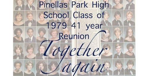 Pinellas Park High School Class of 1979    41st. Year Reunion
