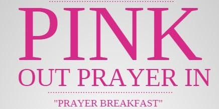 "Pink Out Prayer In ""Prayer Breakfast"""