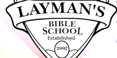 LAYMANS Bible School