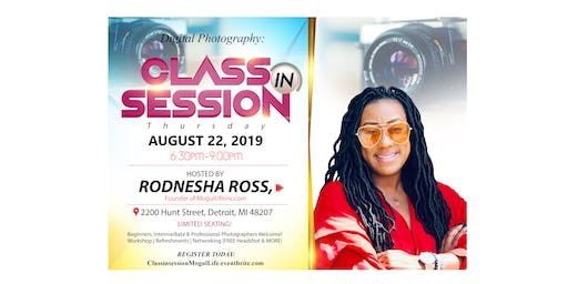Mogul Life inc Photography Workshop: Class in Session