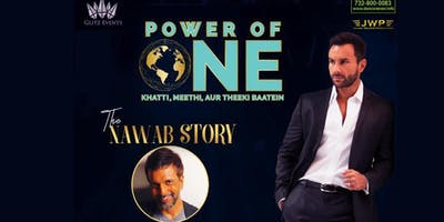 Search Here Power Of One - The Nawab Story by Saif Ali Khan