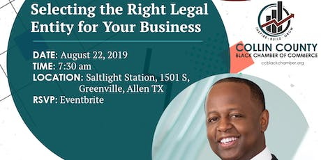 BUSINESS-OVER-BREAKFAST with Atty E Steve Bolden & CCBCC tickets