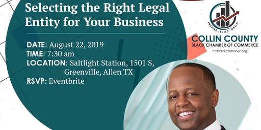 BUSINESS-OVER-BREAKFAST with Atty E Steve Bolden & CCBCC