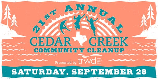 21st Annual Cedar Creek Community Cleanup