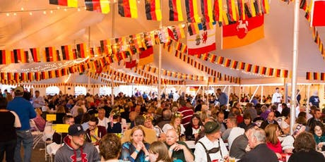 14th Annual Big Rapids Germanfest 2019 tickets