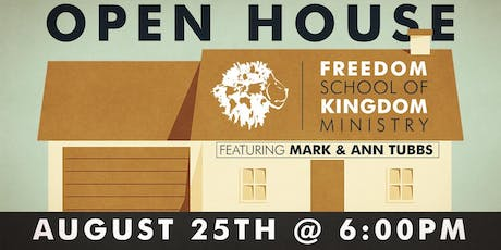 FSKM Open House tickets