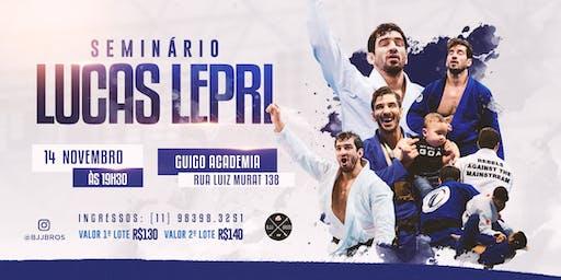 Seminario BJJ Bros || Lucas Lepri