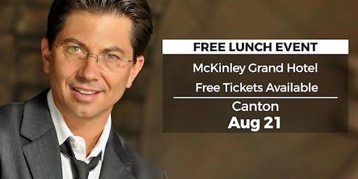 (FREE) Millionaire Success Habits revealed in Canton by Dean Graziosi