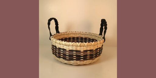 Basket Weaving Workshop:  Roll or Counter Basket