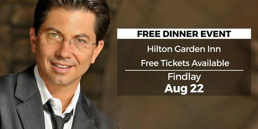(FREE) Millionaire Success Habits revealed in Findlay by Dean Graziosi