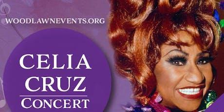 Celia Cruz Concert at Woodlawn Cemetery tickets