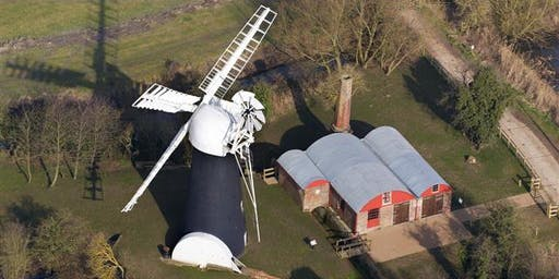 Visit Polkey's Mill and the Reedham Marshes Engine Houses