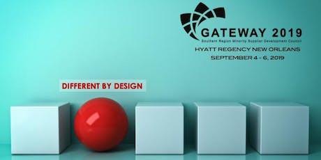 SRMSDC Gateway 2019 - Different By Design tickets