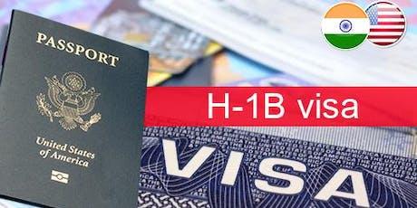 H-1B to EB-5 Seminar Dallas tickets