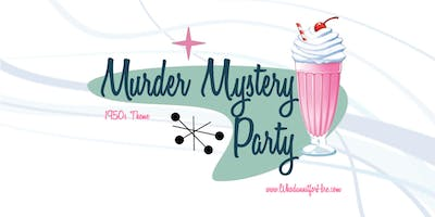 Murder Mystery Party - Pikesville MD