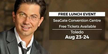 (FREE) Millionaire Success Habits revealed in Toledo by Dean Graziosi tickets